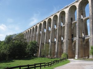 Viaduct at Chaumont