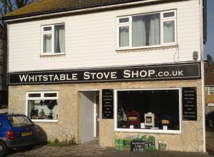 whitstable stove shop front