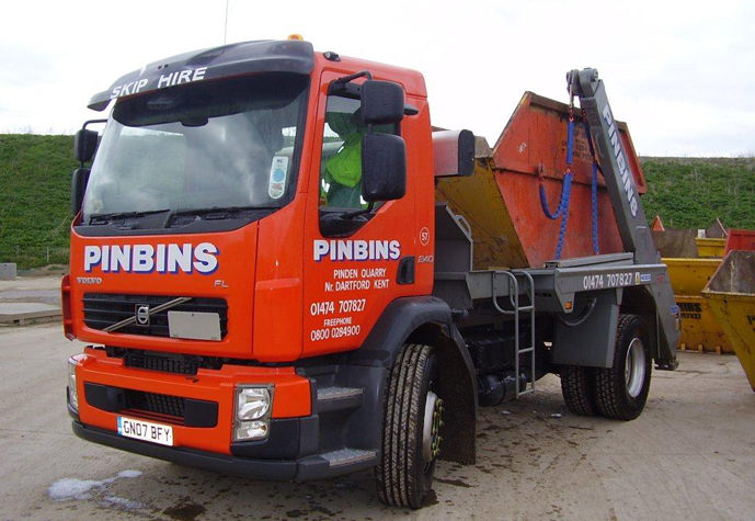 Based pinden skip hire expands into maidstone kent business news