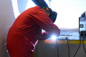 EKC-welding-student