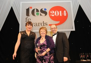 Jayne-Walker-Lifetime-Award-east-kent-college