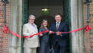 Cutting-the-ribbon-Mansion-Hotel-Port-Lympne-Reserve